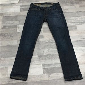 Dark wash J. Crew Vintage Jeans